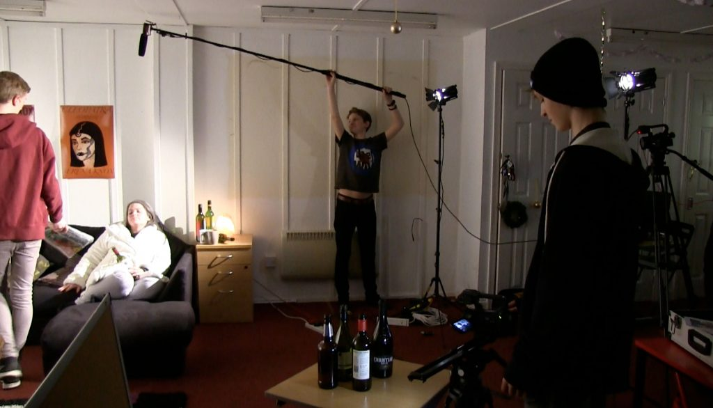 Filmmaking classes for Adults