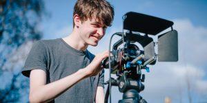 Teens make films!