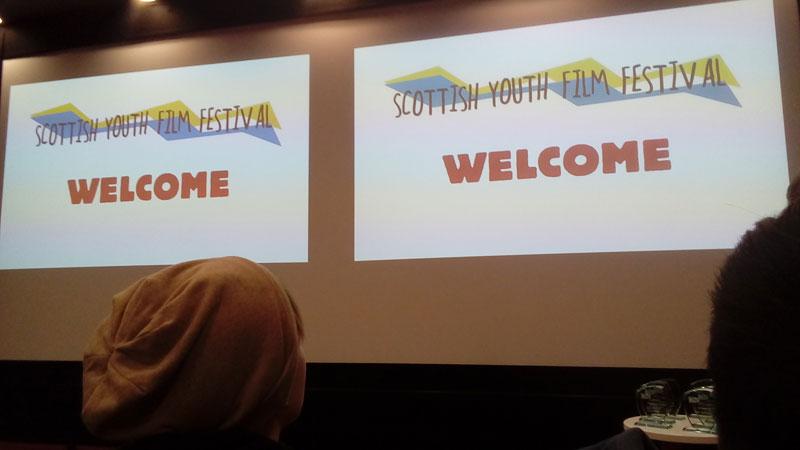 The Film Academy Edinburgh trip to the Scottish Youth Film Festival.