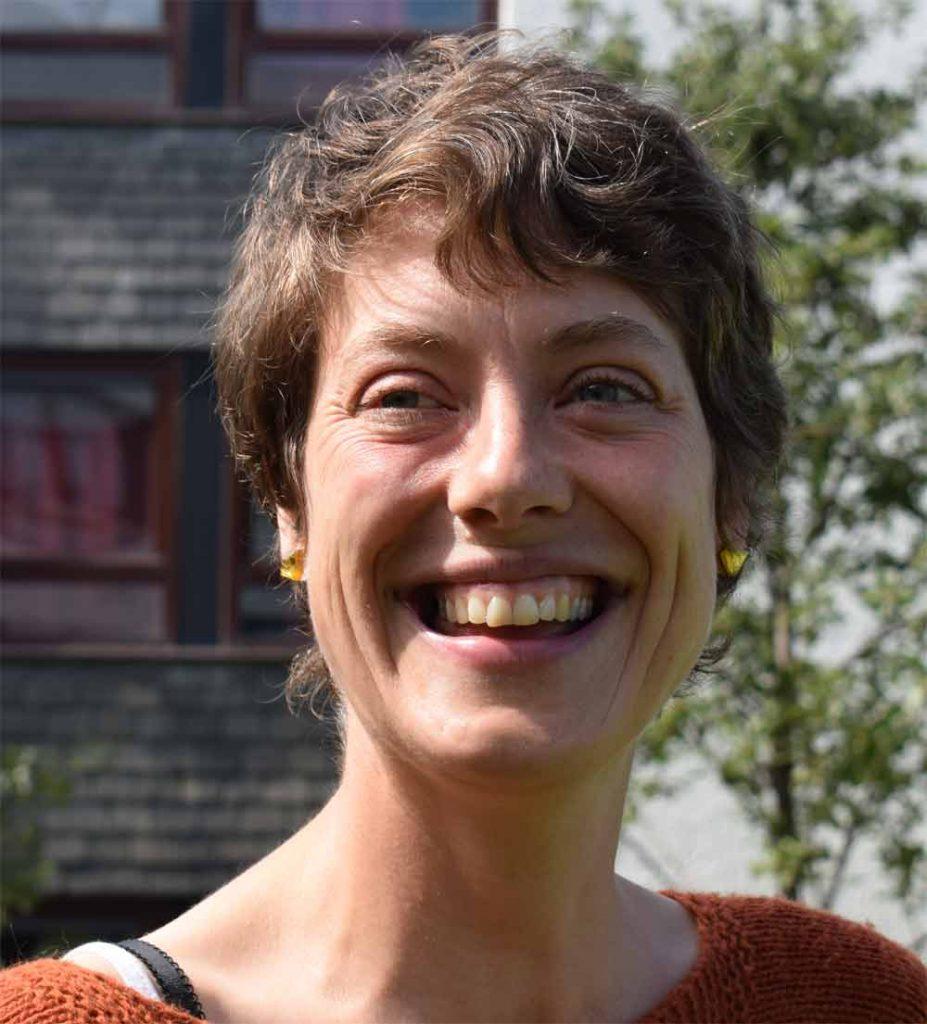 Sarah Fairbrother - Post Production tutor
